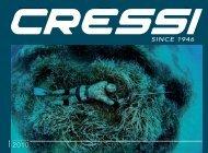 Katalog CRESSI SPEARFISHING 2010 - Divers
