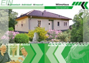 Bungalow Maria - Wilms AG
