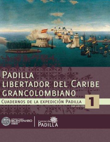 Cuadernillo Expedición Padilla No. 1
