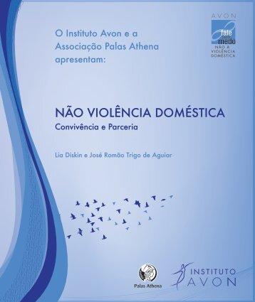 Cartilha Não Violência Doméstica - Instituto Avon