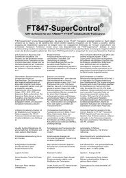 FT847-SuperControl - WiMo