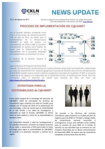 CKLN News Update (Espanol)- AUGUST 2011