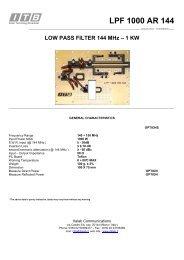 LPF 1000 AR 144