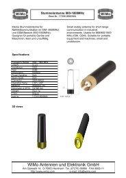 WiMo Antennen und Elektronik GmbH