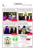Chiesa Informa Ultimo numero di Chiesa Informa - Arcidiocesi di ... - Page 2