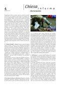 Chiesa Informa Ultimo numero di Chiesa Informa - Arcidiocesi di ... - Page 4
