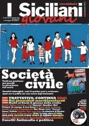 gennaio 2013 - I Siciliani giovani