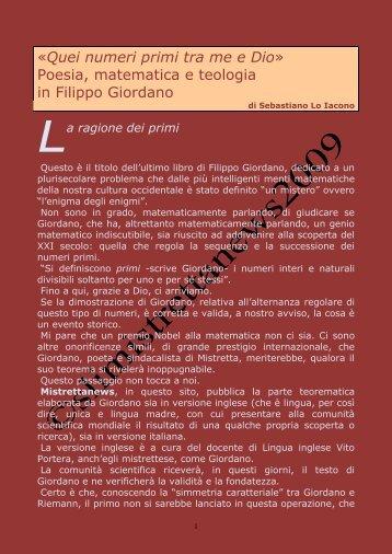 Versione pdf - Mistrettanews