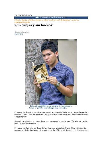 """""""Sin ovejas y sin huesos"""" - Universidad Tecnológica de Panamá"""