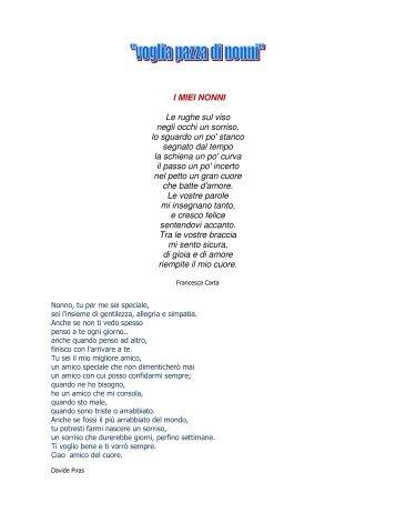 Poesie - Scuola Media Tola