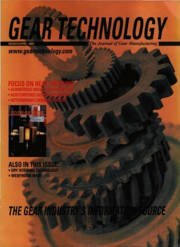 Download the March/April 2001 Issue in PDF format - Gear ...