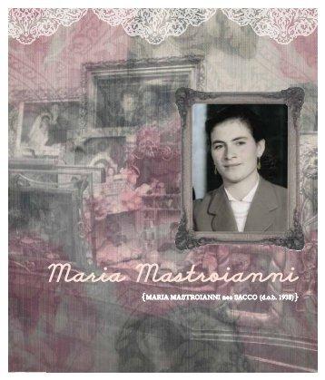 Maria Mastroianni - Sempre Con Te