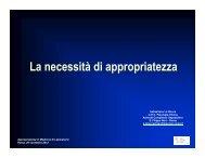 relazione dott. La Rocca - Azienda Complesso Ospedaliero San ...