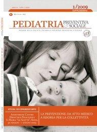 Anno IV - Numero 1 Supplemento / 2009 pdf - Sipps