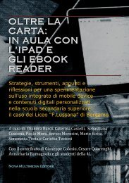 oltre la carta: in aula con l'ipad e gli ebook reader - Impara Digitale