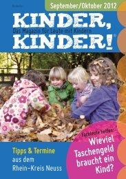 kinder, Kinder! - Mediaagentur  Frank Küpping