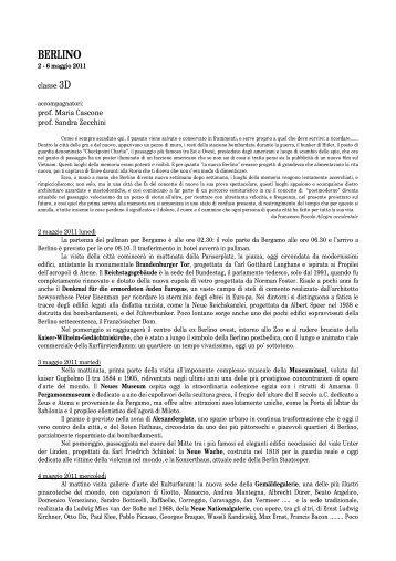 Programma - LICEO MINGHETTI Bologna > Home