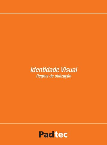 Manual de Identidade Visual - Padtec