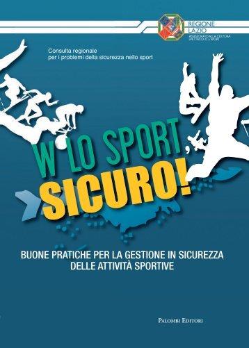 W lo sport sicuro - Associazione Alessandro Bini