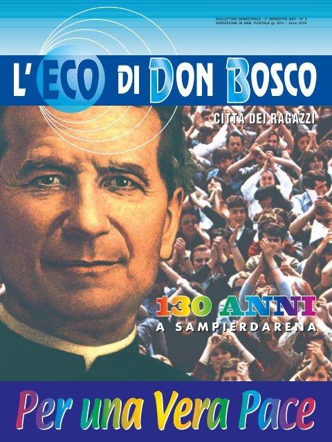 Versione PDF (1,7Mb) - Unione Ex Allievi del Don Bosco di ...