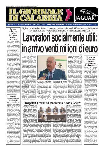 giornale di calabria platinum - photo#1
