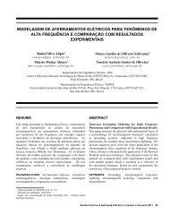 Modelagem Eletromagnética com Validação Experimental - ppgel