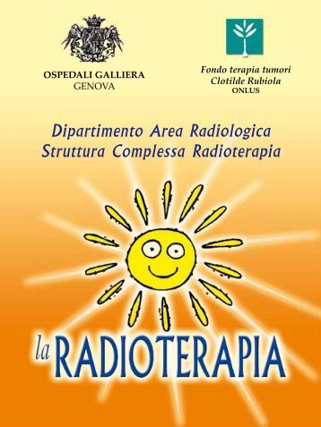 Radioterapia - Ospedale Galliera