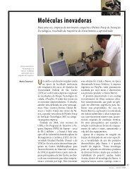 Moléculas inovadoras U - Anprotec