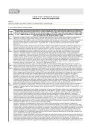 Ambiente & Sicurezza Edizione n. 10 del 22 giugno 1999