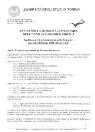 t - Università degli Studi di Torino