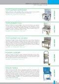UNITÀ DI LAVAGGIO LAVAPEZZI - Forniture chimiche industriali - Page 5