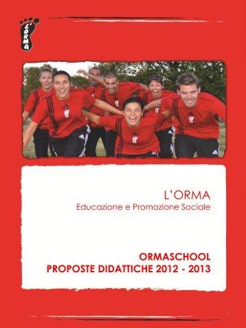 ormaschool - L'Orma