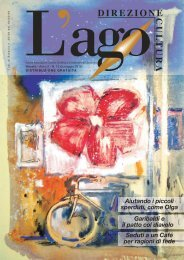 L'Ago n.13 – maggio 2010 - Bresciabimbi