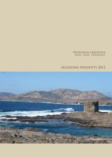 12-10-xx PS Catalogo prodotti.xlsx - profonda sardegna