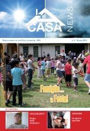 Famiglie... inFesta! - Istituto La Casa