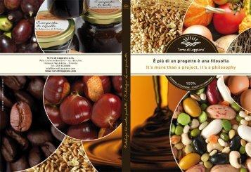 Catalogo prodotti Terre di Loppiano
