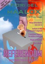 Maggio '05 - Fiori del Maalox.it