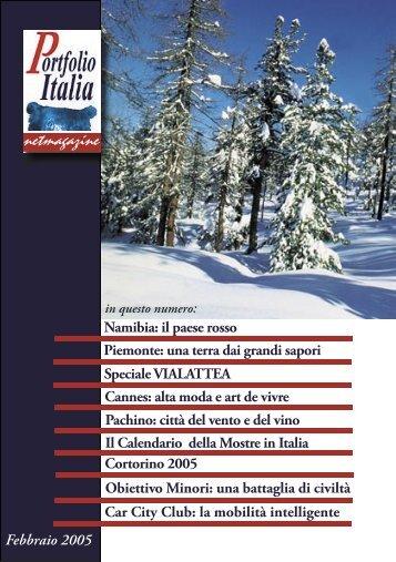 la mobilità intelligente Febbraio 2005 Pachino: città ... - Portfolio Italia