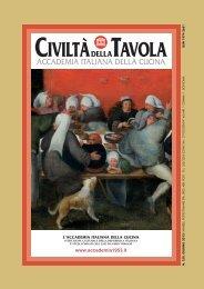 Giugno 2013 - Accademia Italiana della Cucina