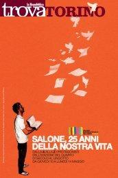 SALONE, 25 ANNI DELLA NOSTRA VITA - La Repubblica