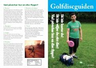golfdiscguiden folder A5 färg - Discsport