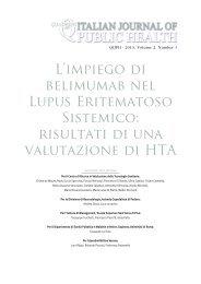 Scarica Articolo (5.26 MB) - Italian Journal of Public Health