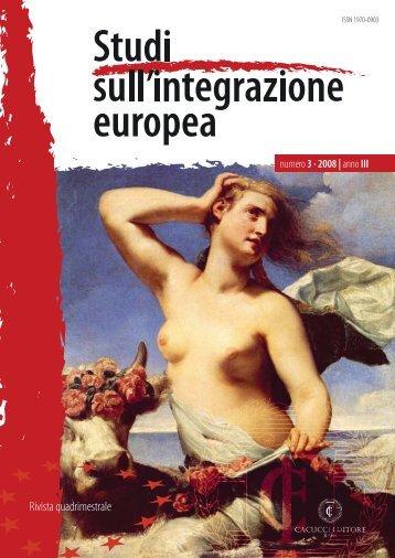 Rivista quadrimestrale - Cacucci Editore
