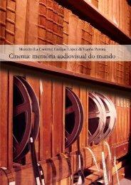 Cinema: memória audiovisual do mundo - Biblioteca Digital de ...