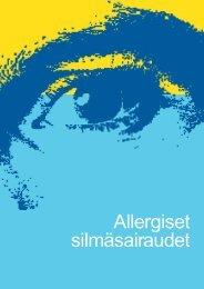 Lataa itsellesi Allergiset silmäsairaudet PDF-muodossa - Optokari Oy