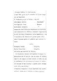11.2.2 Processo verbale di dibattimento presso la III ... - Vajont.info