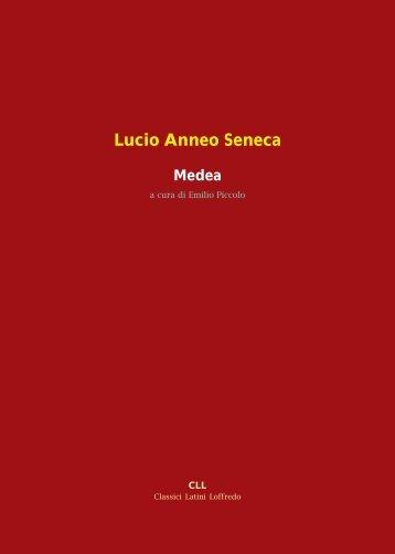Lucio Anneo Seneca Medea
