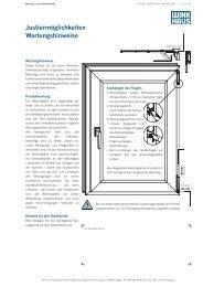 activPilot für Fensterfachbetriebe - Winkhaus