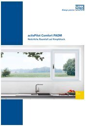 activPilot Comfort PADM - Winkhaus