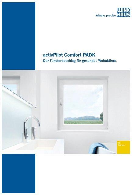 activPilot Comfort PADK - Fensterbau Schreck